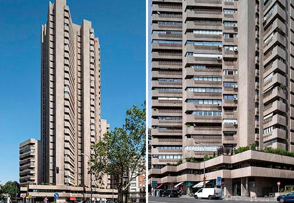 brutalismo madrid