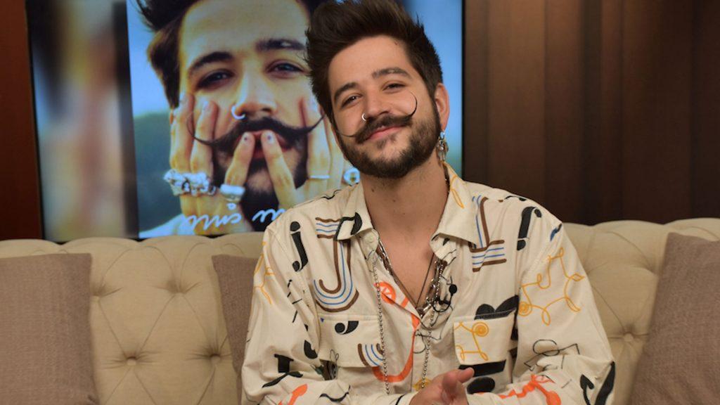 Camilo cantante