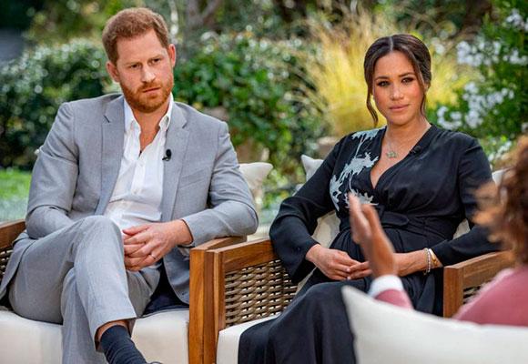 entrevista Harry y Meghan