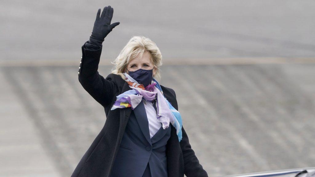 Jill Biden Gtres