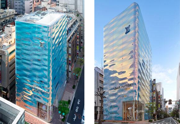 Tienda Louis Vuitton Tokio