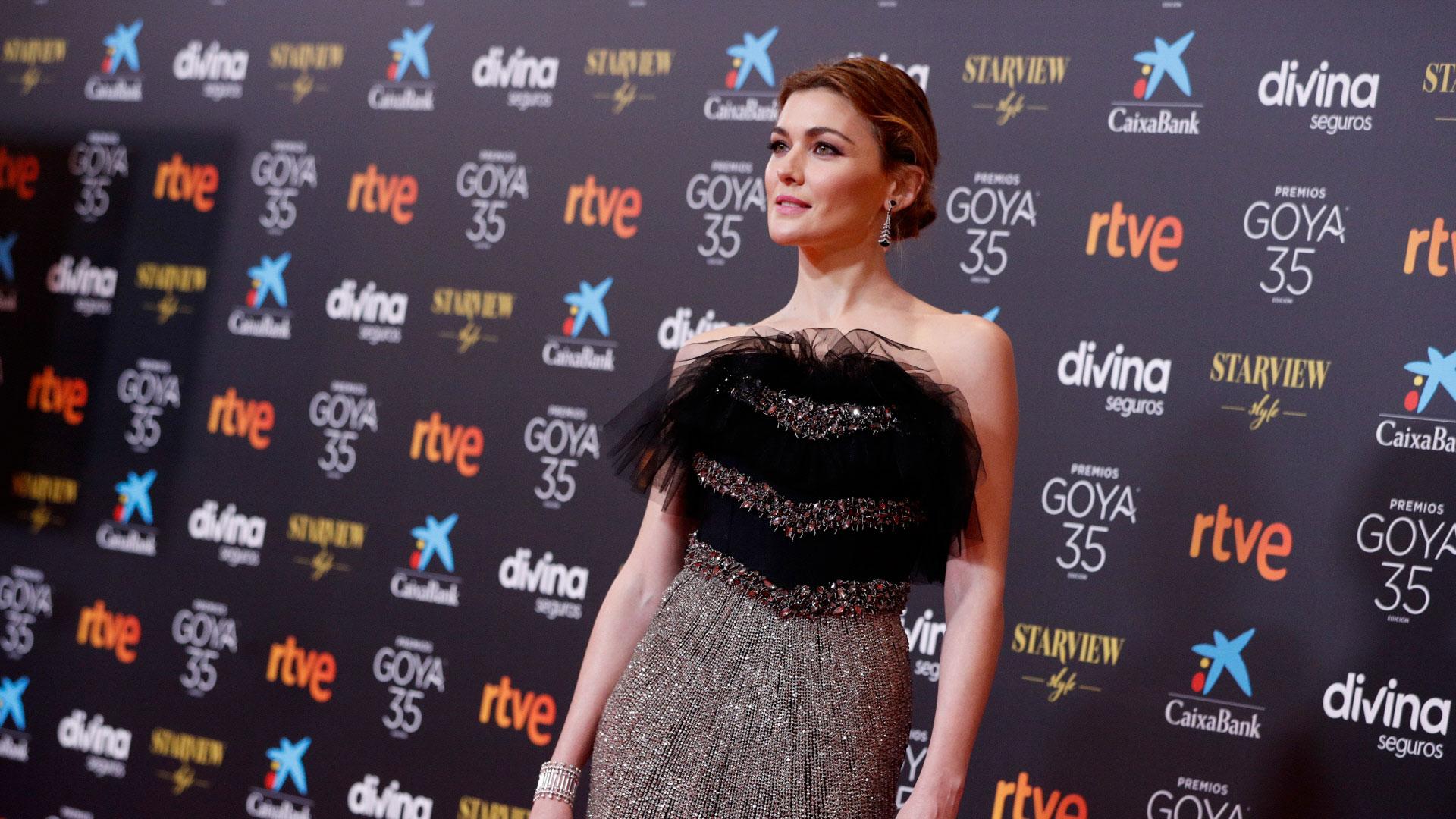 Marta Nieto Premios Goya