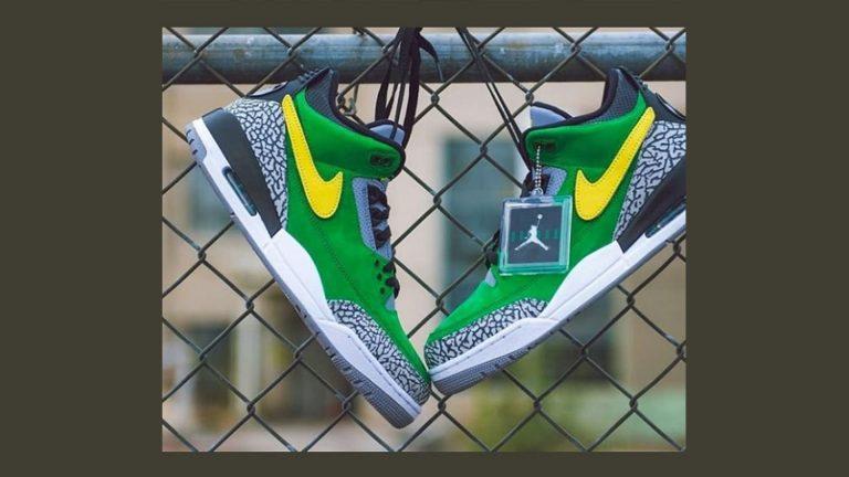 Air Jordan Oregon Ducks