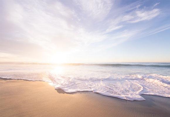 Playa mar o