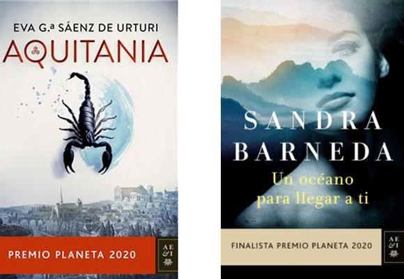 Premios Planeta 2020