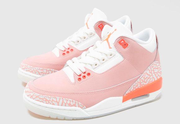 Air Jordan 3 'Rust Pink'