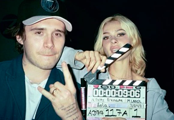 Brooklyn y Nicola