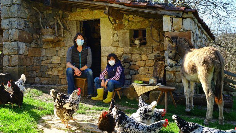 naturaleza paradores Asturias