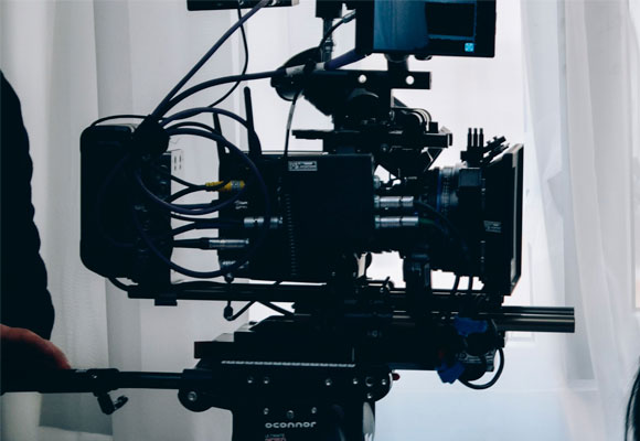 Cámara de televisión