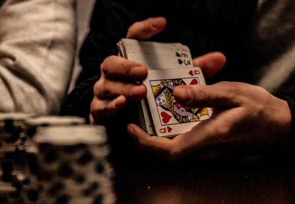 baraja cartas juego