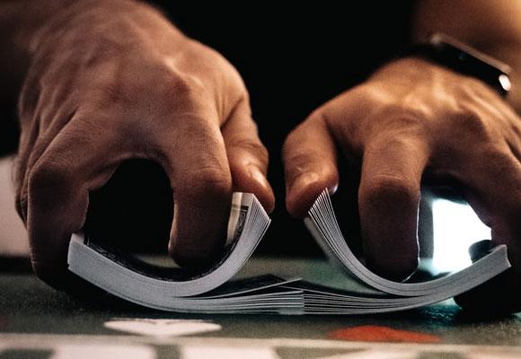 cartas juego poker