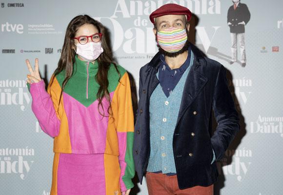 Cosima y Tristan Ramirez Gtres