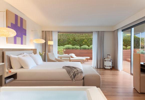 Hotel gran ibiza suite