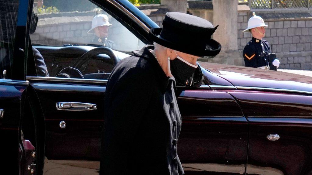 Isabel II funeral duque edimburgo