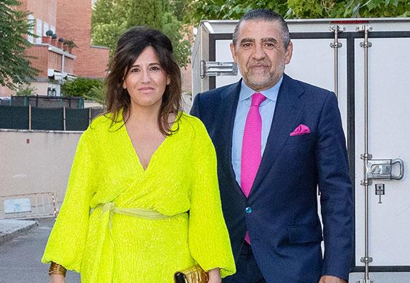 Jaime Martínez-Bordiú y Marta Fernández