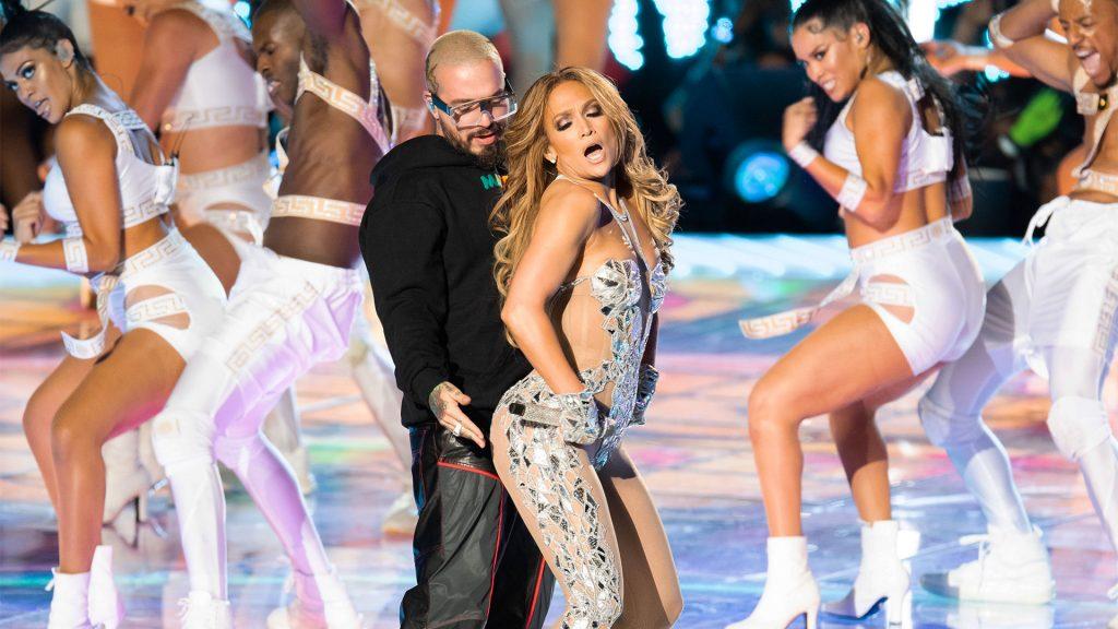 Jennifer Lopez y J Balvin