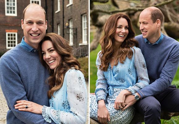William y Kate Cambridge