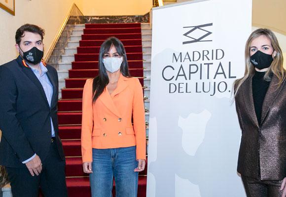 Madrid capital del liujo