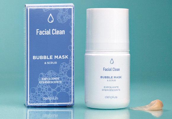 Bubble Mask Mercadona
