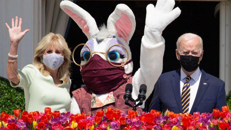 Jill y Joe Biden