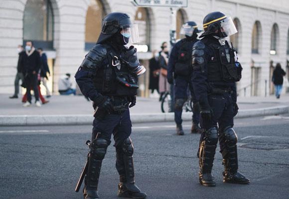 Seguridad violencia policia