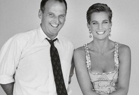 Sam McKnight y Diana