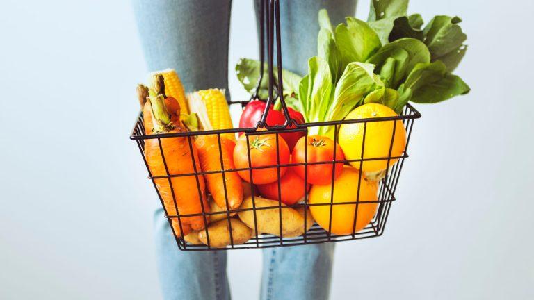 Unilever cesta comida