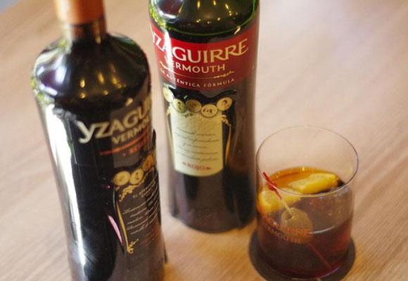 vermut rojo Yzaguirre