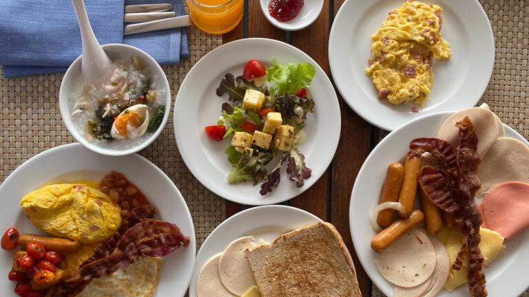 desayuno alimento