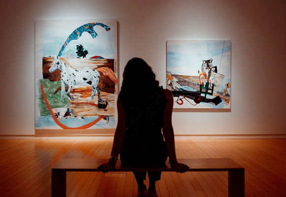 galeria arte museo