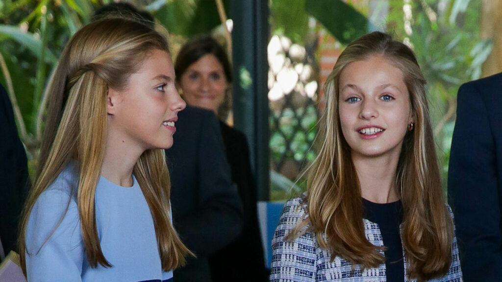Leonor y Sofia