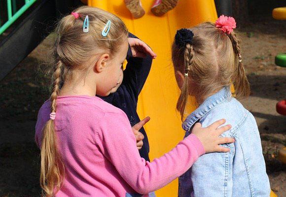 niñas acoso bullying