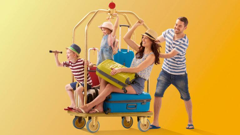 viajar familia