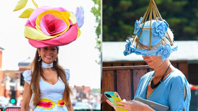 ascot sombreros