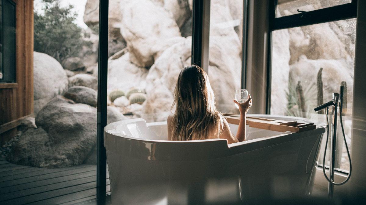 baño bañeraq