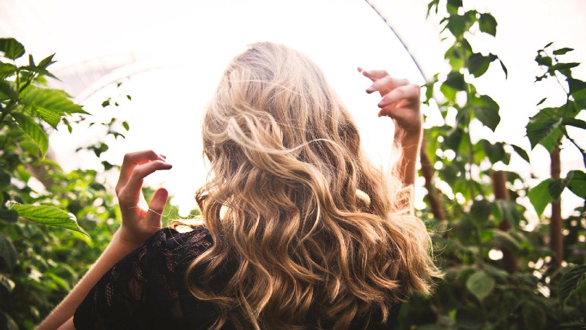 cabello melena pelo