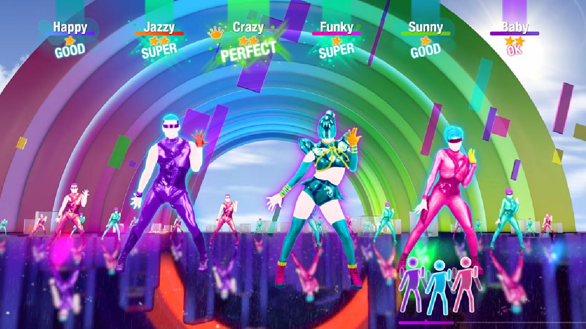 videojuegos just dance
