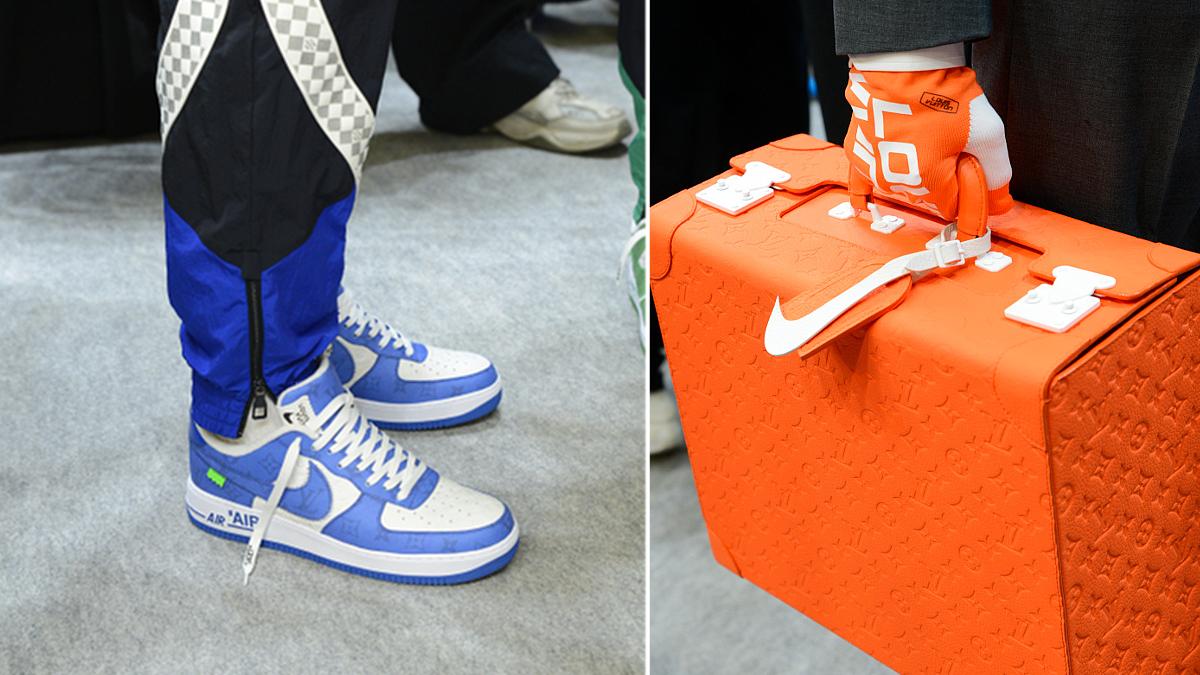 Louis Vuitton Nike