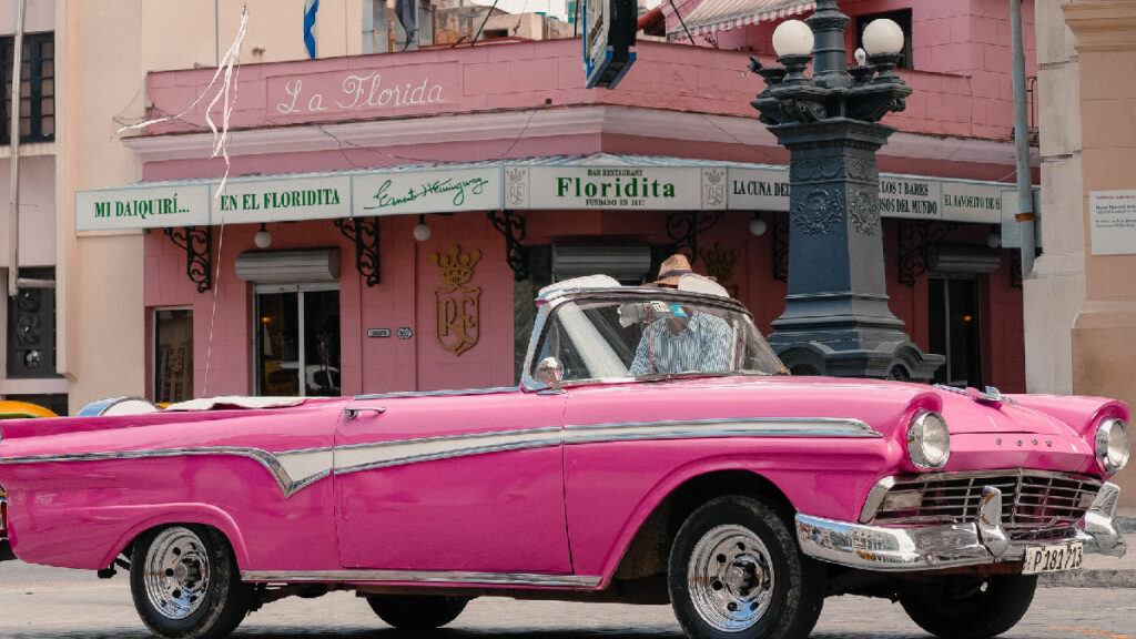 Floridita La Habana Cuba