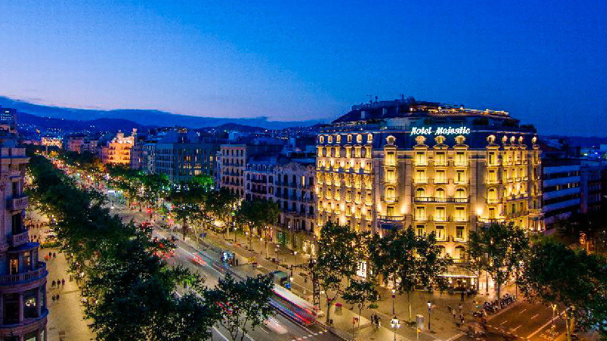 Hotel Majestic Barcelona