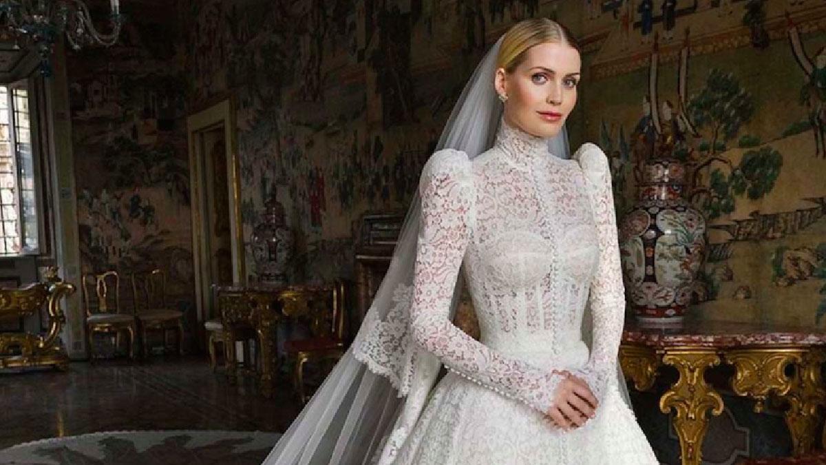 Lady Kitty Spencer boda