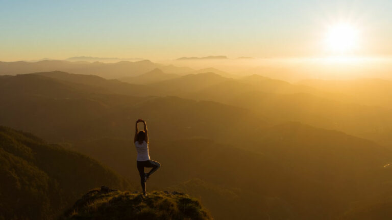 naturaleza yoga libertad