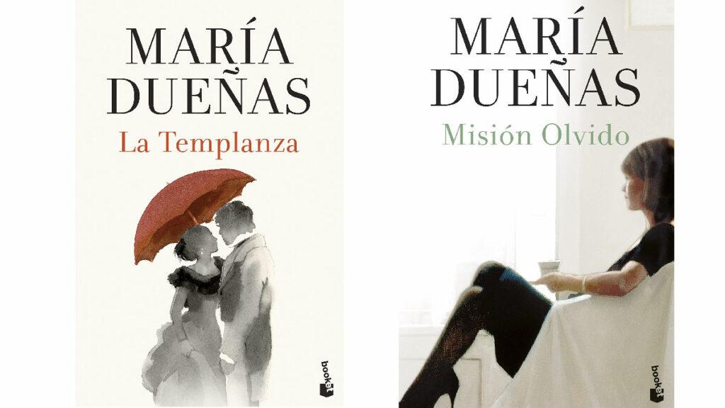 María Dueñas libros