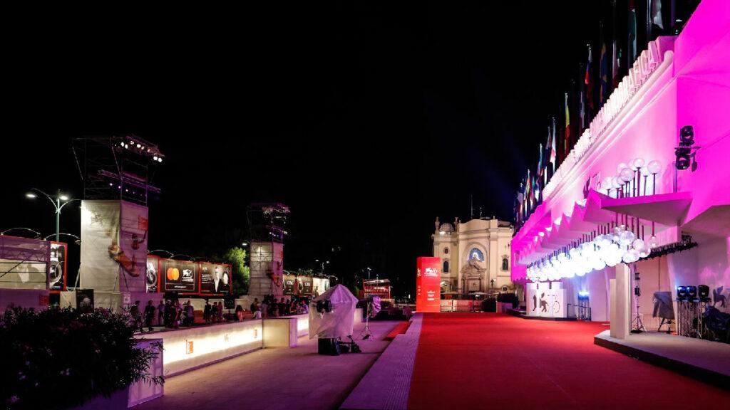 palazzo del cinema venezia