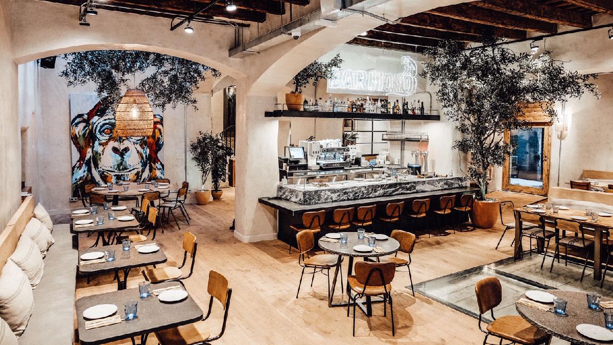 restaurante Mono