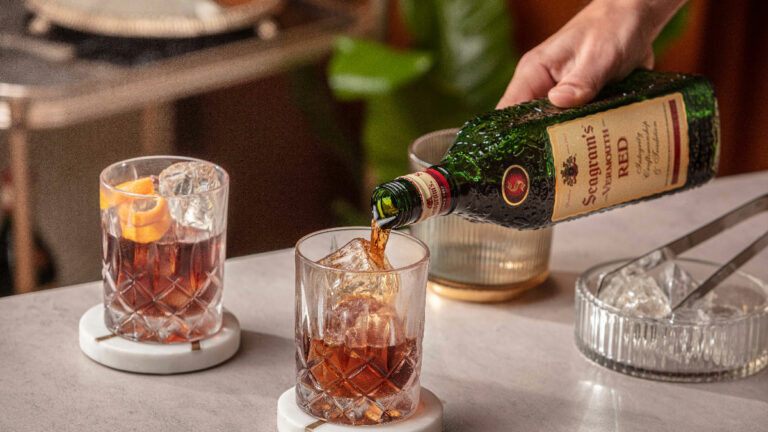 seagram´s vermouth