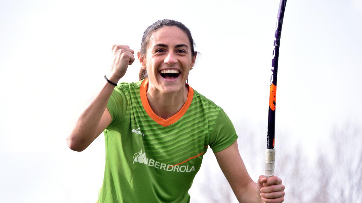 Beatriz Pérez deporte iberdrola