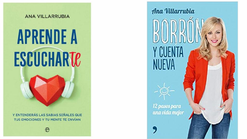 Ana Villarrubia libros