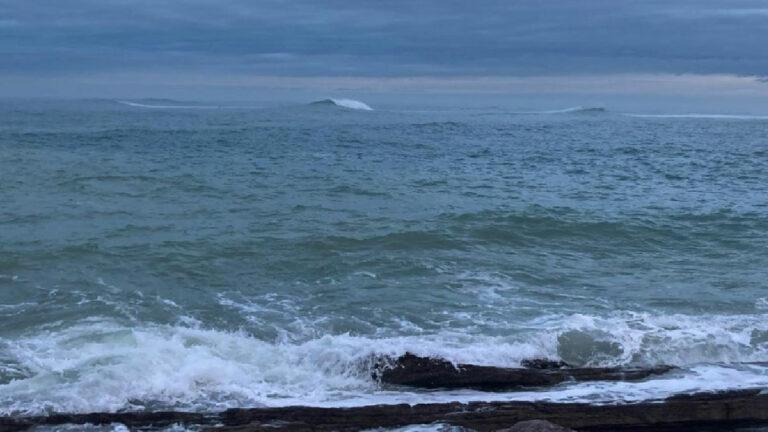mar agua