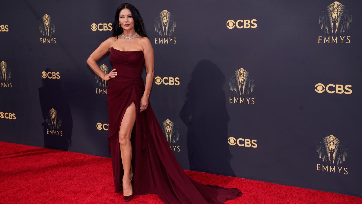 Catherine Zeta Jones Emmy